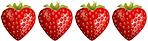4 aardbeien: goed boek!